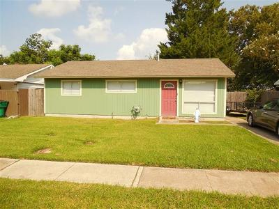 Westwego Single Family Home For Sale: 308 Helis Drive
