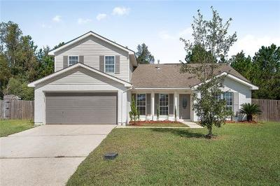 Slidell Single Family Home For Sale: 2576 Headwaters Drive