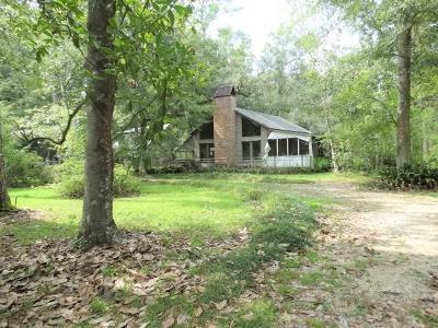 Slidell Single Family Home For Sale: 35131 Garden Drive