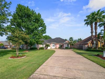 Slidell Single Family Home For Sale: 1044 Clipper Drive