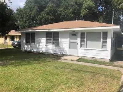 Slidell Single Family Home For Sale: 3277 Reine Avenue