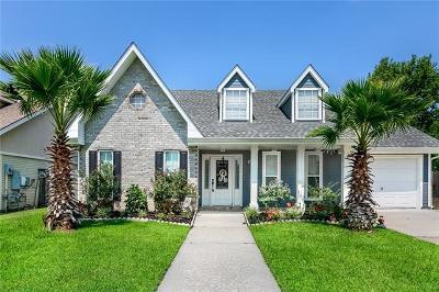 Mereaux, Meraux Single Family Home For Sale: 3240 Debouchel Boulevard