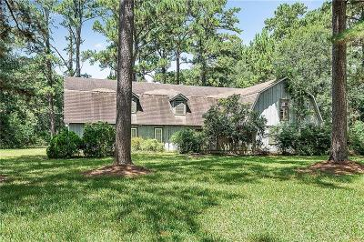 Covington Single Family Home For Sale: 1046 Ronald Reagan Highway