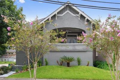 Single Family Home For Sale: 4437 S Prieur Street