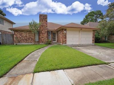 Jefferson Parish Single Family Home For Sale: 4217 Beaujolais Drive