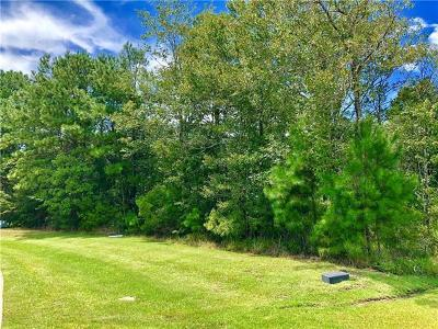 Covington LA Residential Lots & Land For Sale: $52,000