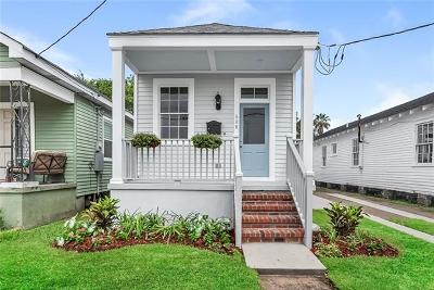Single Family Home For Sale: 608 Madison Street