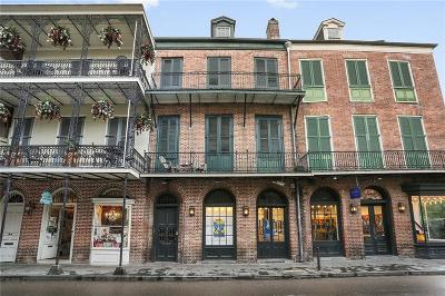 French Quarter Multi Family Home For Sale: 734 Royal Street #B