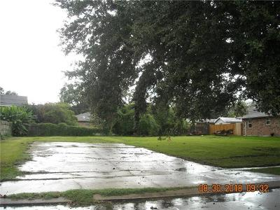 Metairie Residential Lots & Land For Sale: 4004 Wanda Lynn Drive