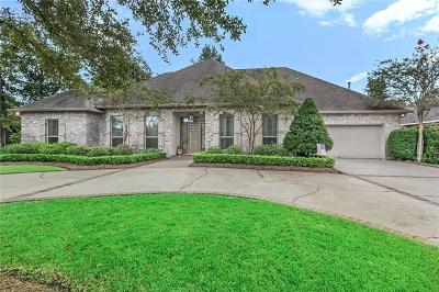 Covington LA Single Family Home For Sale: $465,000