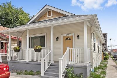 Single Family Home For Sale: 8701 Cohn Street