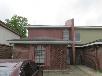 Townhouse For Sale: 7842 Sail Street