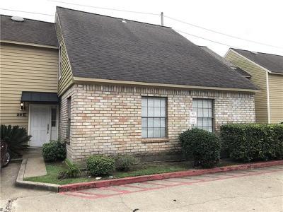 Kenner Multi Family Home For Sale: 1500 W Esplanade Avenue #36E