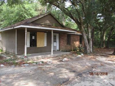 Covington Single Family Home For Sale: 72505 Nursery Street