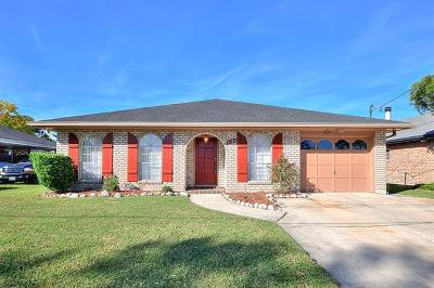 Metairie Single Family Home For Sale: 3125 Michigan Avenue