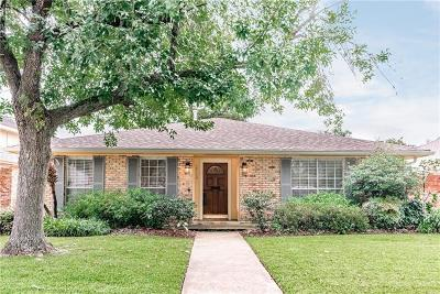 River Ridge, Harahan Single Family Home For Sale: 10112 Stacy Court