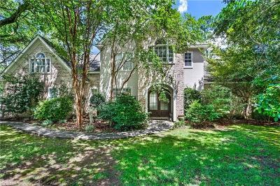 Covington Single Family Home For Sale: 110 Amelia Lane