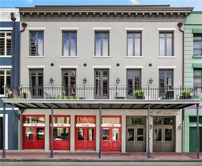 New Orleans Condo For Sale: 628 Baronne Street #303