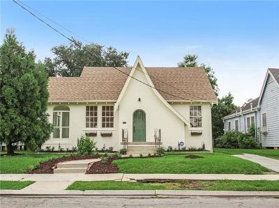 Single Family Home For Sale: 4607 Spain Street