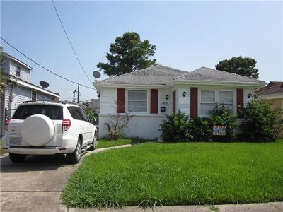 Single Family Home For Sale: 3420 Trafalgar Street
