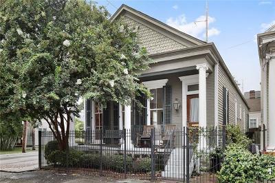 Single Family Home For Sale: 5631 Laurel Street