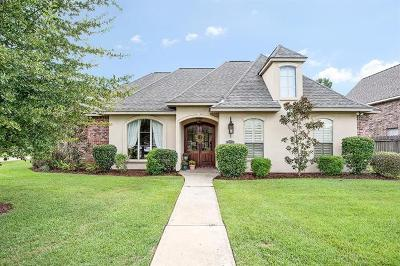 Madisonville Single Family Home For Sale: 720 Timberwood Loop