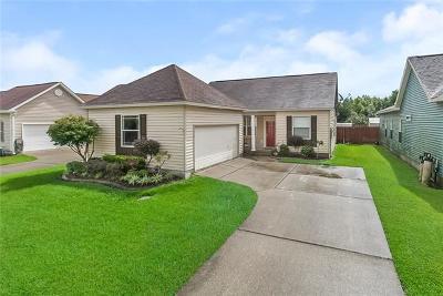 Single Family Home For Sale: 5233 Savannah Lane