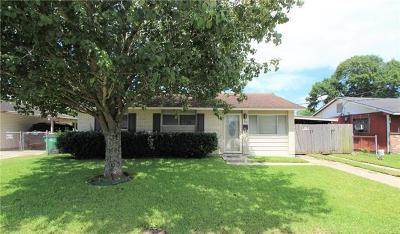 Westwego Single Family Home For Sale: 388 Helis Drive