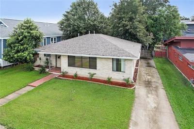 Single Family Home For Sale: 6011 Paris Avenue