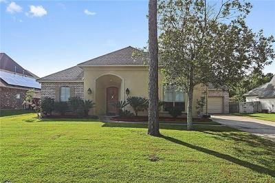 Slidell Single Family Home Pending Continue to Show: 504 Clayton Court