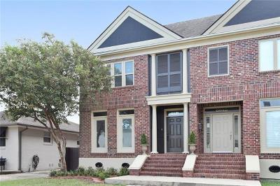 Townhouse Pending Continue to Show: 6917 Vicksburg Street