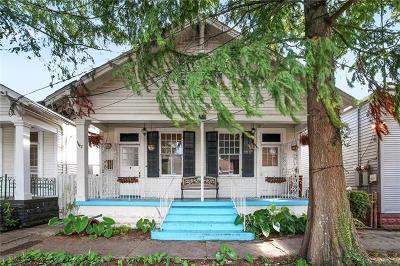 Single Family Home Pending Continue to Show: 3142 Maurepas Street