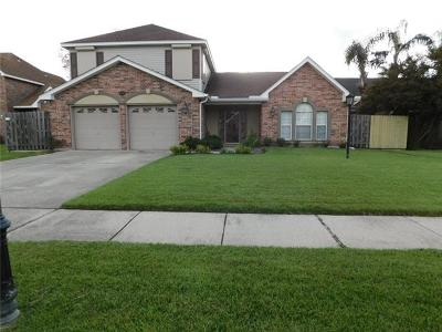 Marrero Single Family Home Pending Continue to Show: 2552 Crestridge Circle
