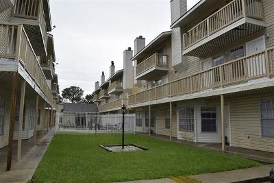 Jefferson Parish Condo For Sale: 901 Joe Yenni Boulevard #A6