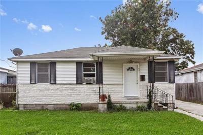 Single Family Home For Sale: 630 Tucker Avenue