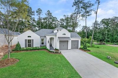 Covington Single Family Home Pending Continue to Show: 4189 Cypress Point Drive
