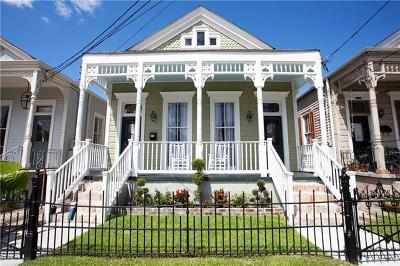 Single Family Home For Sale: 4815 Camp Street