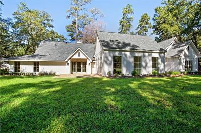 Covington LA Single Family Home For Sale: $1,275,000