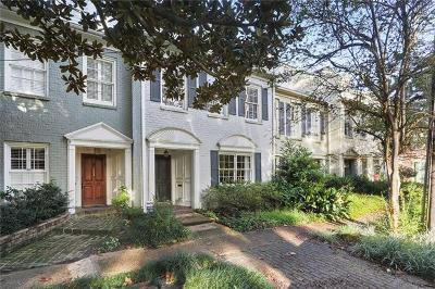 Townhouse For Sale: 1206 Aline Street