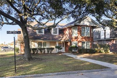 Marrero Single Family Home For Sale: 4940 Oak Alley Boulevard