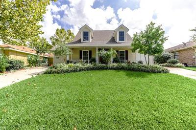 Slidell Single Family Home For Sale: 105 Lorelei Circle
