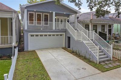 Single Family Home For Sale: 4030 Banks Street