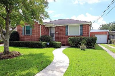 Jefferson Single Family Home Pending Continue to Show: 4448 Markham Avenue