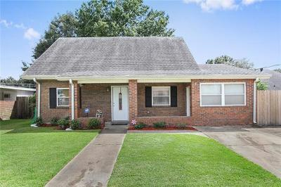 Harvey Single Family Home For Sale: 2202 N Von Braun Court
