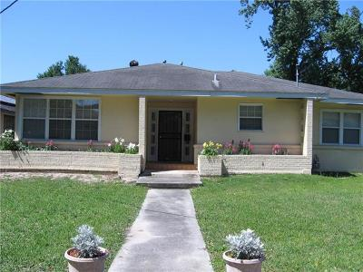 Single Family Home For Sale: 1711 King Drive