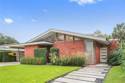 New Orleans Single Family Home Pending Continue to Show: 7310 General Haig Street