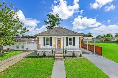 Mereaux, Meraux Single Family Home For Sale: 2209 Maureen Lane