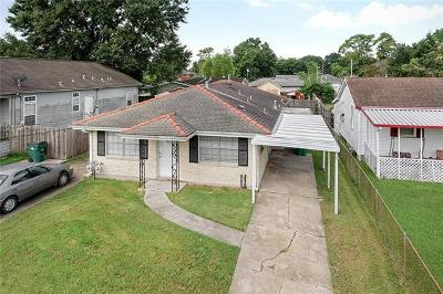 Jefferson Parish Multi Family Home Pending Continue to Show: 604 Faun Street