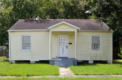 New Orleans Single Family Home For Sale: 1617 Tita Street