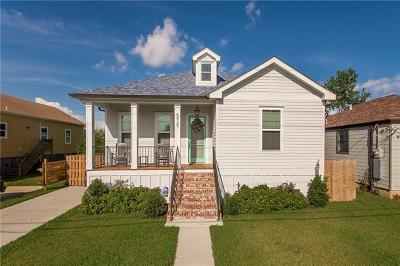 Single Family Home For Sale: 5420 Lafaye Street